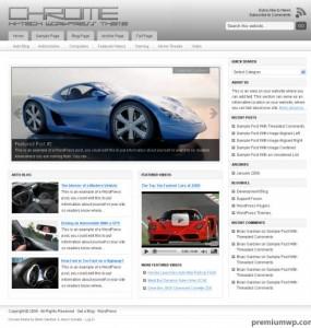 Chrome 2.0 Theme