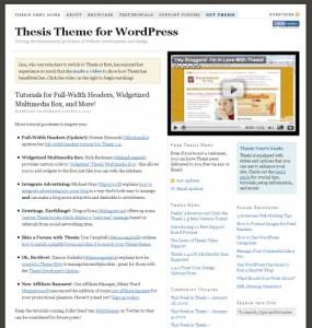 Thesis Theme Version 1.5