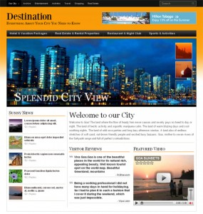 Destination Theme