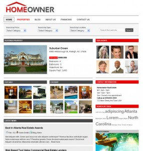 Homeowner Real Estate