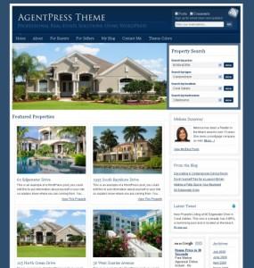 AgentPress Real Estate