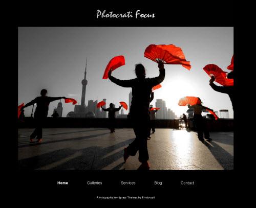 Photocrati Focus Theme