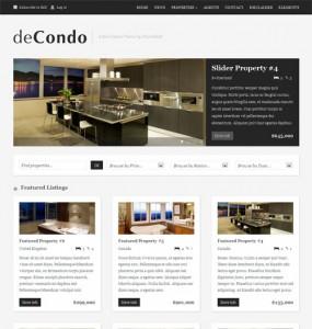 deCondo WordPress Theme