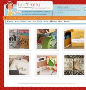 Bee Crafty WordPress Theme