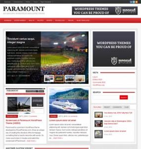 paramount theme