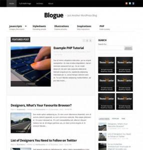 Blouge Premium WordPress Theme