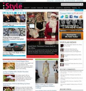 Style Life WordPress Theme