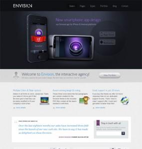 Envision WordPress Theme