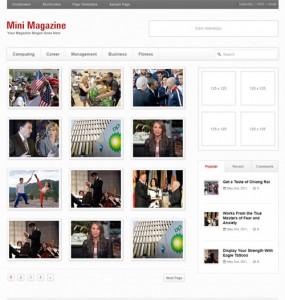 Magazine Premium WordPress Theme
