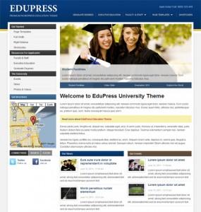 EduPress WordPress Education Theme