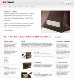 RichINC WordPress Theme