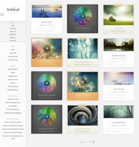 Multimedia Premium WordPress Theme