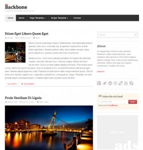 Responsive Premium WordPress Theme Framework