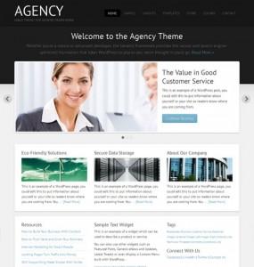 Agency 2.0 Business WordPress Theme