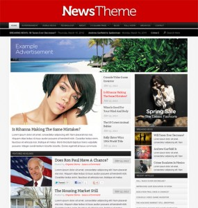 News 2.0 Premium WordPress Theme