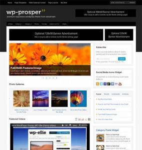 WP Prosper 2.0