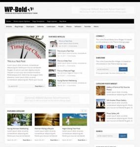 WP Bold